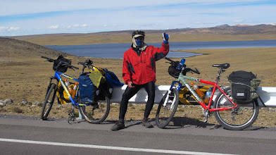 "Photo: En la ""planicie"" entre Puquio y Pampamarca Nazca-Cusco en bici 30-Jun. al 07-Jul. (2012)"