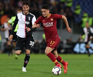 Manchester United viserait un joueur de l'AS Roma