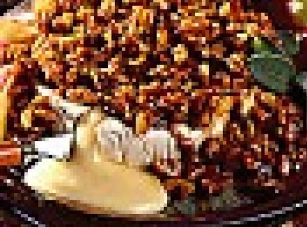 Elegant But Simple Honey Nut Glazed Brie Recipe