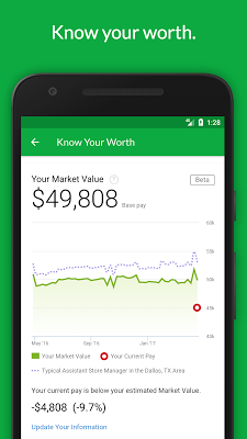 Job Search, Salaries & Reviews - screenshot