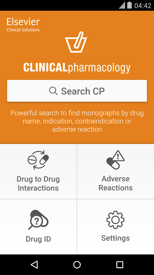 Clinical Pharmacology- screenshot