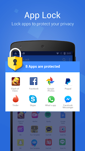 Smart App Lock - App Protector