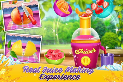 Summer Drinks - Refreshing Juice Recipes 1.0.6 screenshots 2