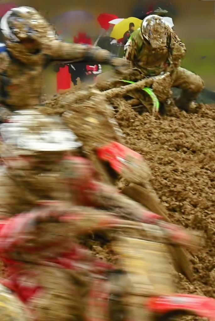 Mud bike di luciano s