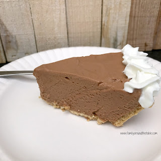 Hershey Bar Pie Recipe