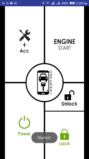 Car Chabi - Car Key Remote Screenshot