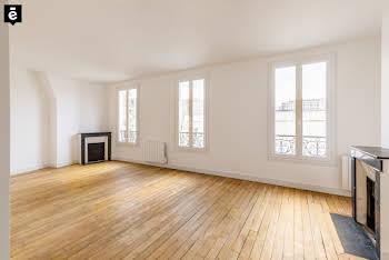 Duplex 7 pièces 105,36 m2