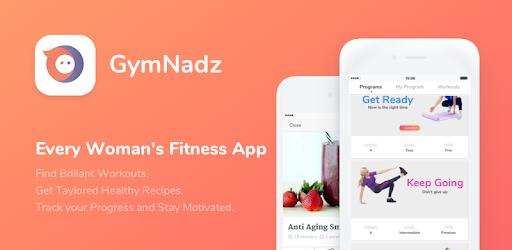 GymNadz - Women's Fitness App - Apps on Google Play