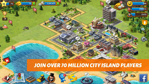 Tropic Paradise Sim: Town Building City Island Bay 1.0.10 screenshots 15