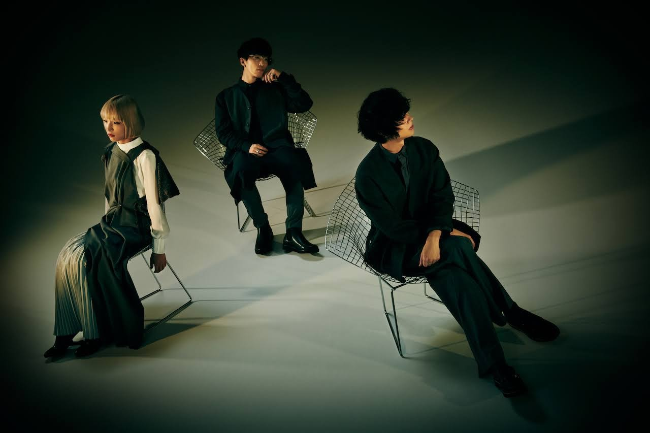 [迷迷音樂] 日本新世代電子搖滾樂團 レルエ ( LELLE )  全新單曲〈與你的天空〉 數位發行