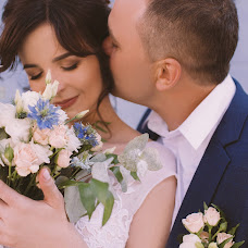 Wedding photographer Olya Falevich (olyafalevich). Photo of 13.10.2017