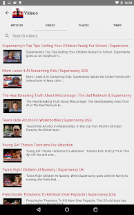 Supernanny Parenting- thumbnail ng screenshot