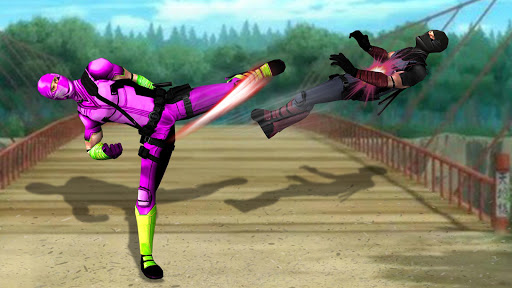Ninja Kung Fu Fighting Champion 1.1 screenshots 2