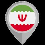 نقشه کامل ایران 1.0