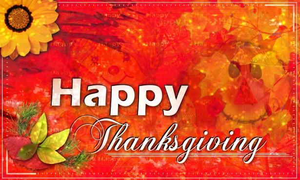 ... Thanksgiving 1 ...