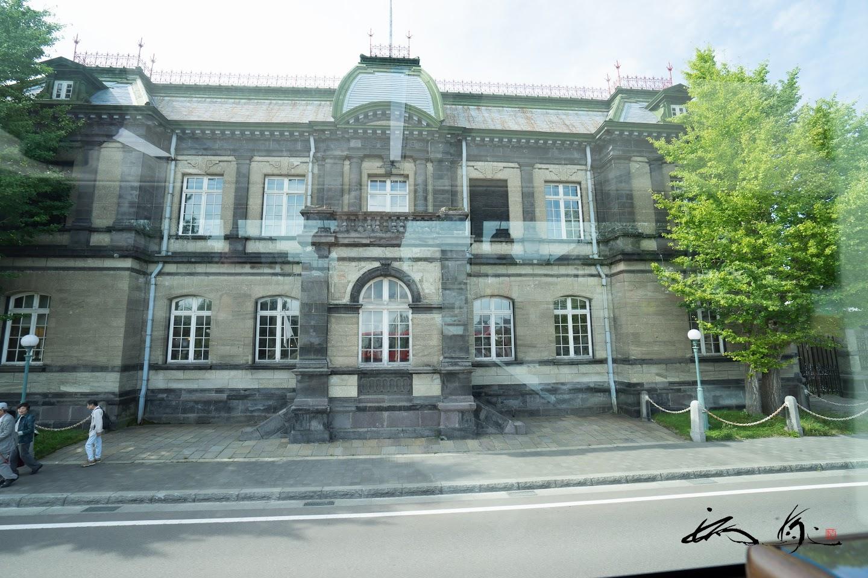 国指定重要文化財である旧日本郵船(株)小樽支店