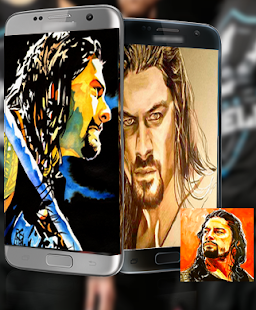 HD Wallpaper Roman Reigns for fans - náhled