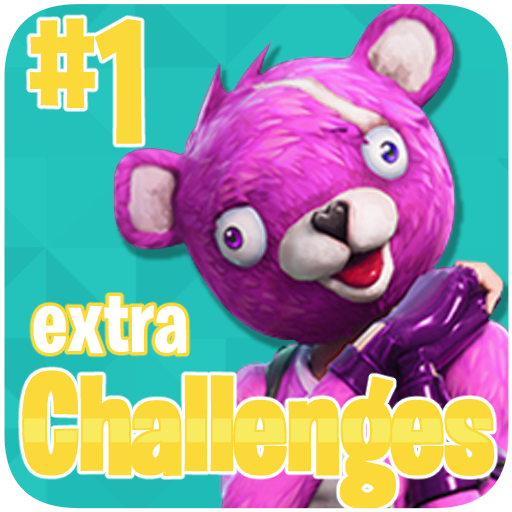 Fortnite Extra Challenges & PUBG
