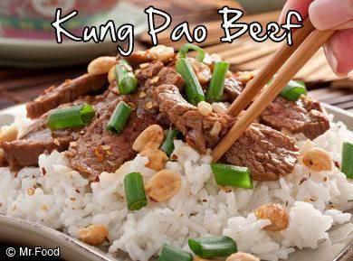 Kung Pao Beef Recipe