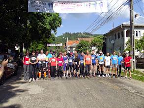 Photo: Start - last stage, 8km