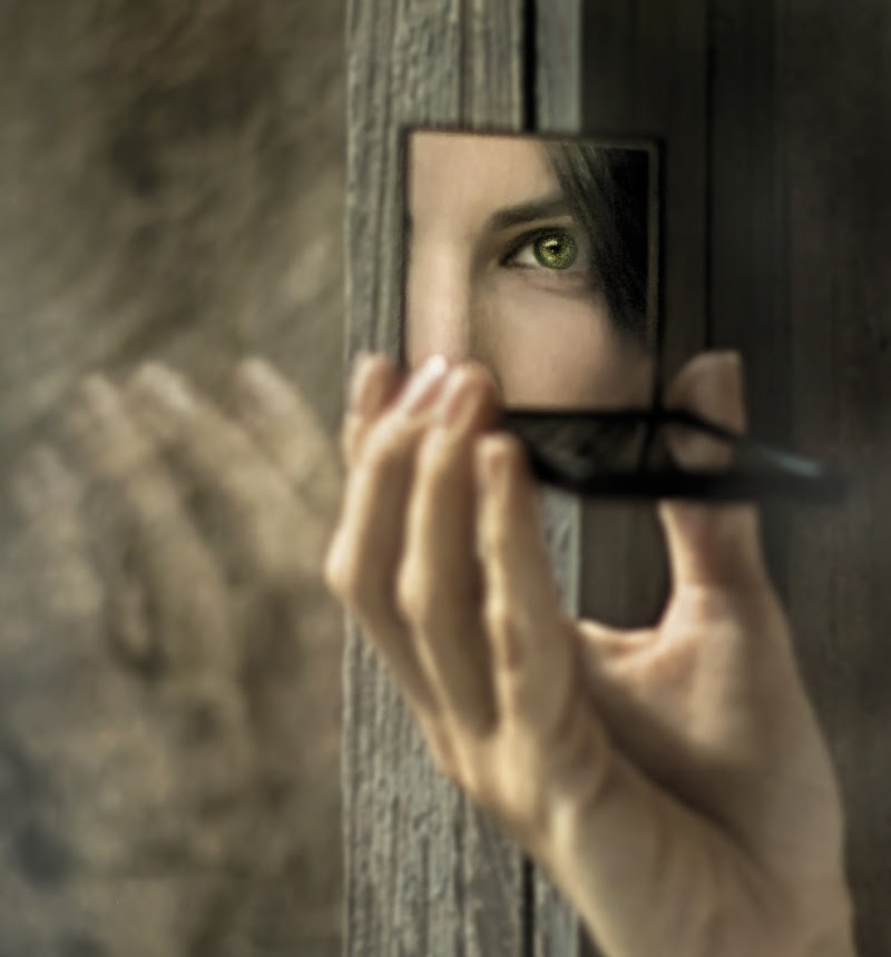 Occhi verdi  di Elebrusco