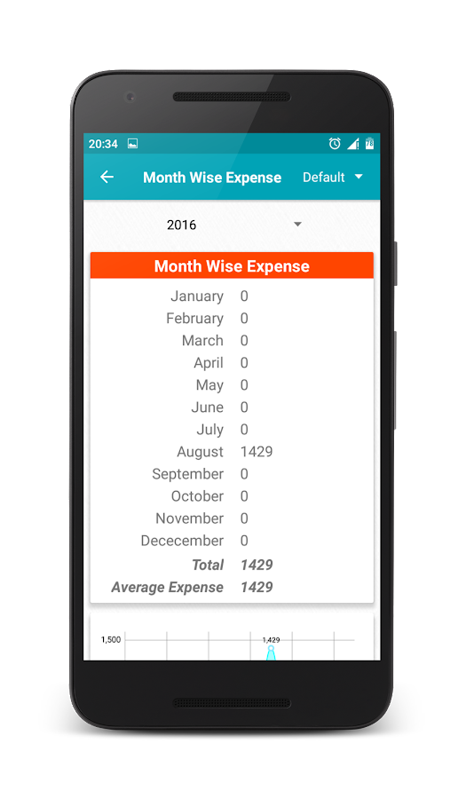Expense Calculator Android Apps on Google Play – Monthly Expense Calculator
