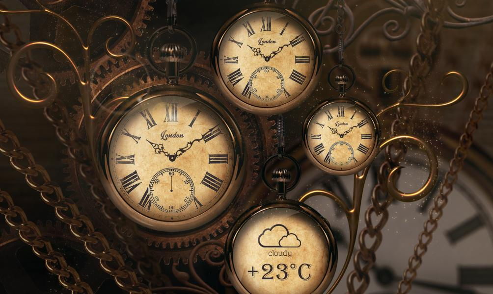 Gold Clock PRO Android Apps on Google Play