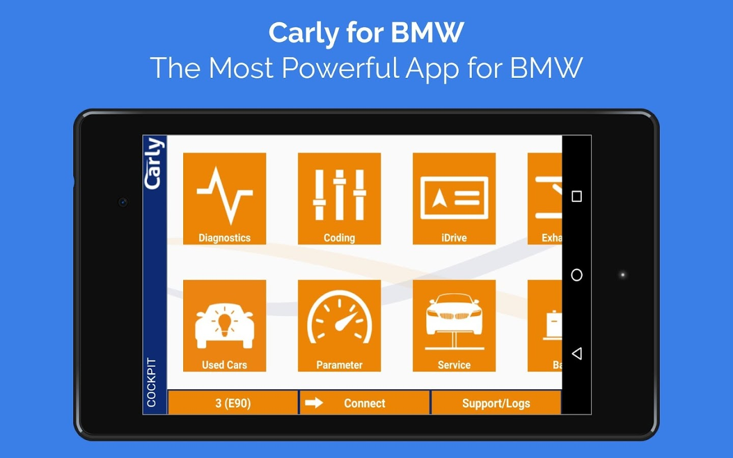 Carly for BMW Lite- screenshot