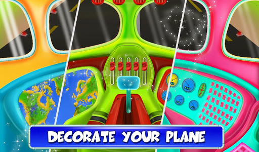 Daycare Airplane Kids Game v1.0.1