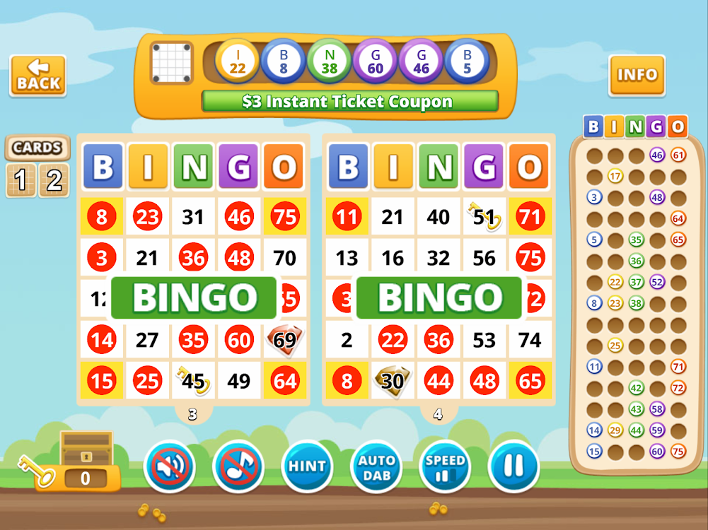Bingo by Michigan Lottery – (Android Games) — AppAgg