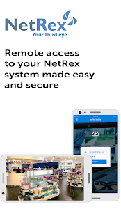 NetRex Mobile - náhled