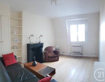 Appartement meublé 2 pièces 32,66 m2