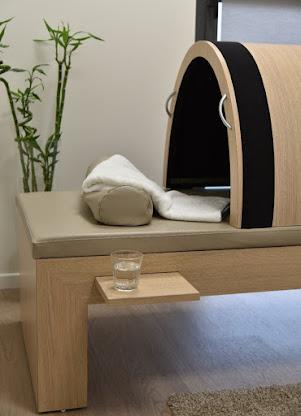 equipment for wellness hotel