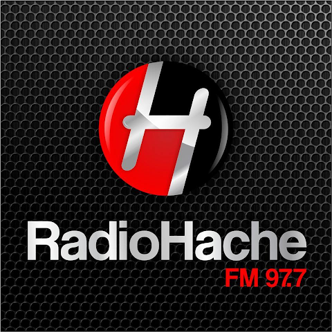android Radio Hache 97.7 MHz. Screenshot 0