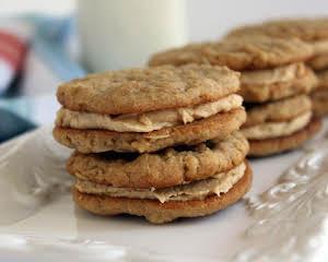 Better'N Nutter Butters - Peanut Butter Cookies