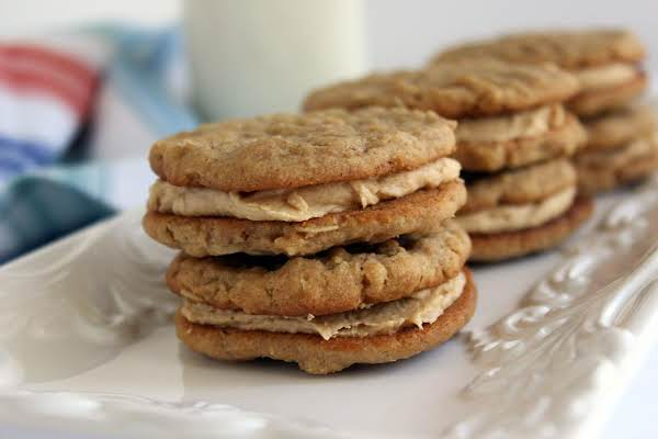 Better'n Nutter Butters - Peanut Butter Cookies