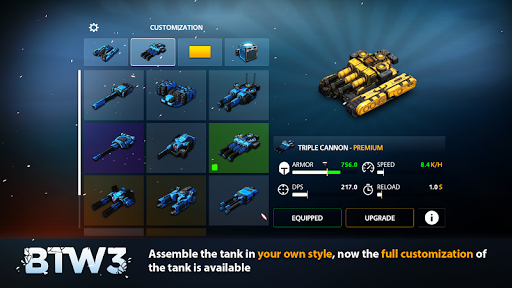 Block Tank Wars 3 1.19 screenshots 20