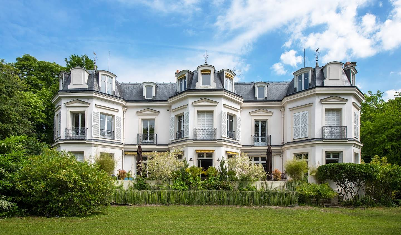 Maison avec terrasse Chatou