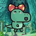 Big Slot: Cute Dino icon