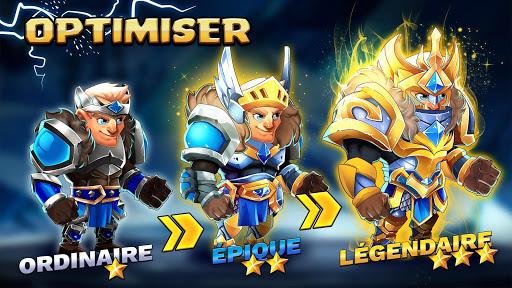 Tiny Gladiators 2 - Tournoi de Combat  captures d'écran 2