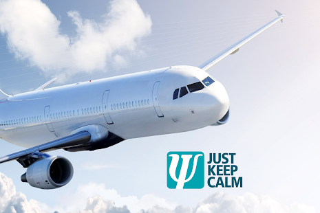 JustKeepCalm: On a Plane- screenshot thumbnail