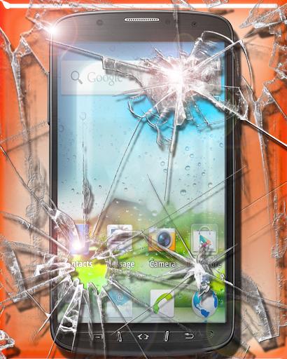 免費下載娛樂APP|Cracked Screen Joke app開箱文|APP開箱王