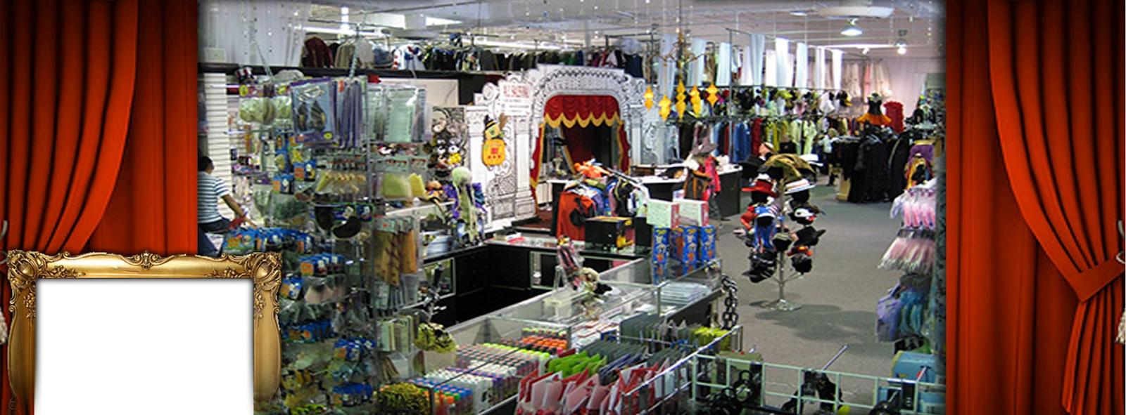 cosplay shop KL