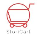 StoriCart Shopping App icon