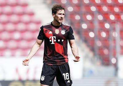 Leon Goretzka prolonge au Bayern