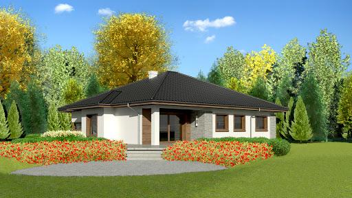 projekt Dom przy Pastelowej 2