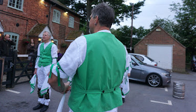 Photo: FIRST DANCE FROM DEORFRITH  http://www.deorfrithmorris.org.uk/