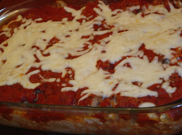 Lasagna Casserole (healthier Version!) Recipe