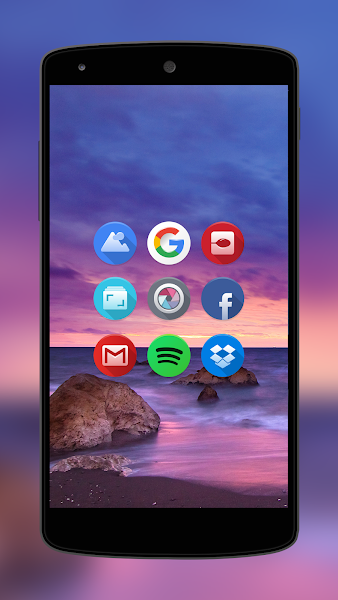 Pixel 3D – Icon Pack v0.21 [Patched]