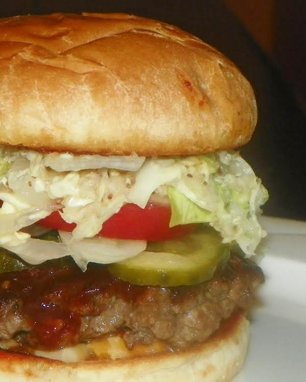Texas Roadhouse Style Burgers Recipe